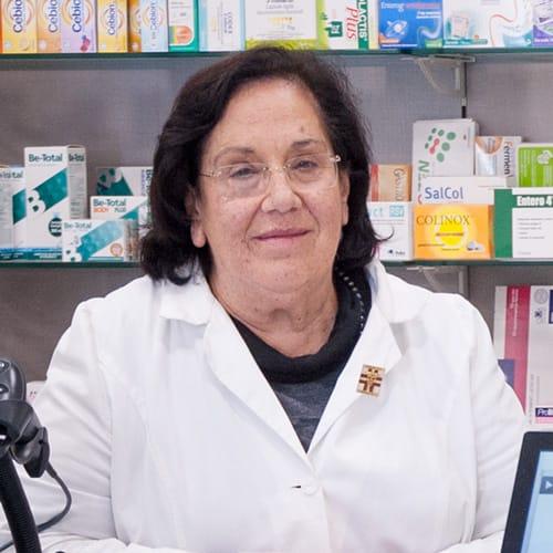 Dottoressa Maria del Rosario Steardo