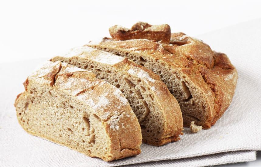 Fresh gluten-free bread in our Pharmacy