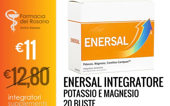 Enersal potassium and magnesium supplements