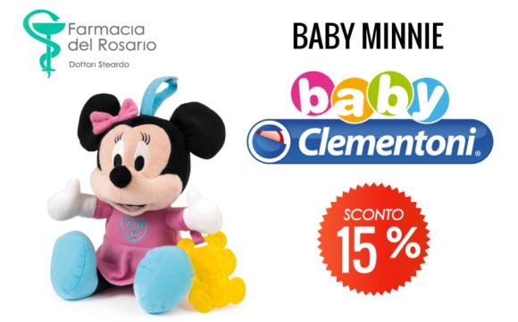 Baby Minnie Clementoni