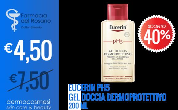 EUCERIN PH5 shower gel 200ml