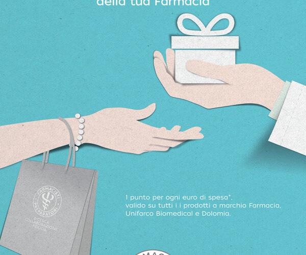 La tua fiducia, i nostri premi: arriva in farmacia la Tessera Fedeltà !