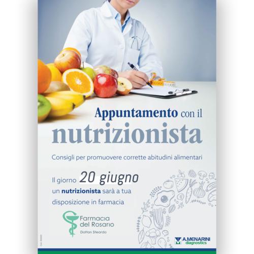 Appuntamento con il Nutrizionista