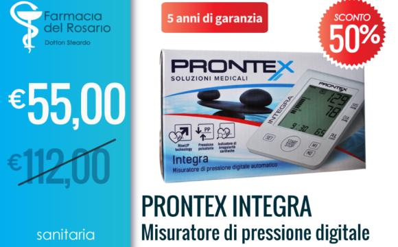 Prontex integra misuratore di pressione digitale