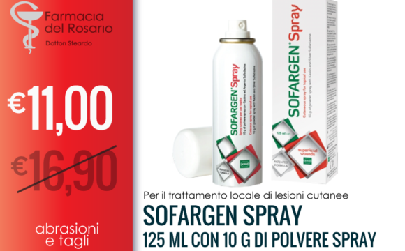 Sofargen spray 125 ml